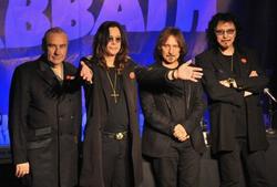Открытие прощального тура Black Sabbath!